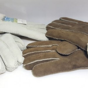 Mens And Ladies Sheepskin Gloves